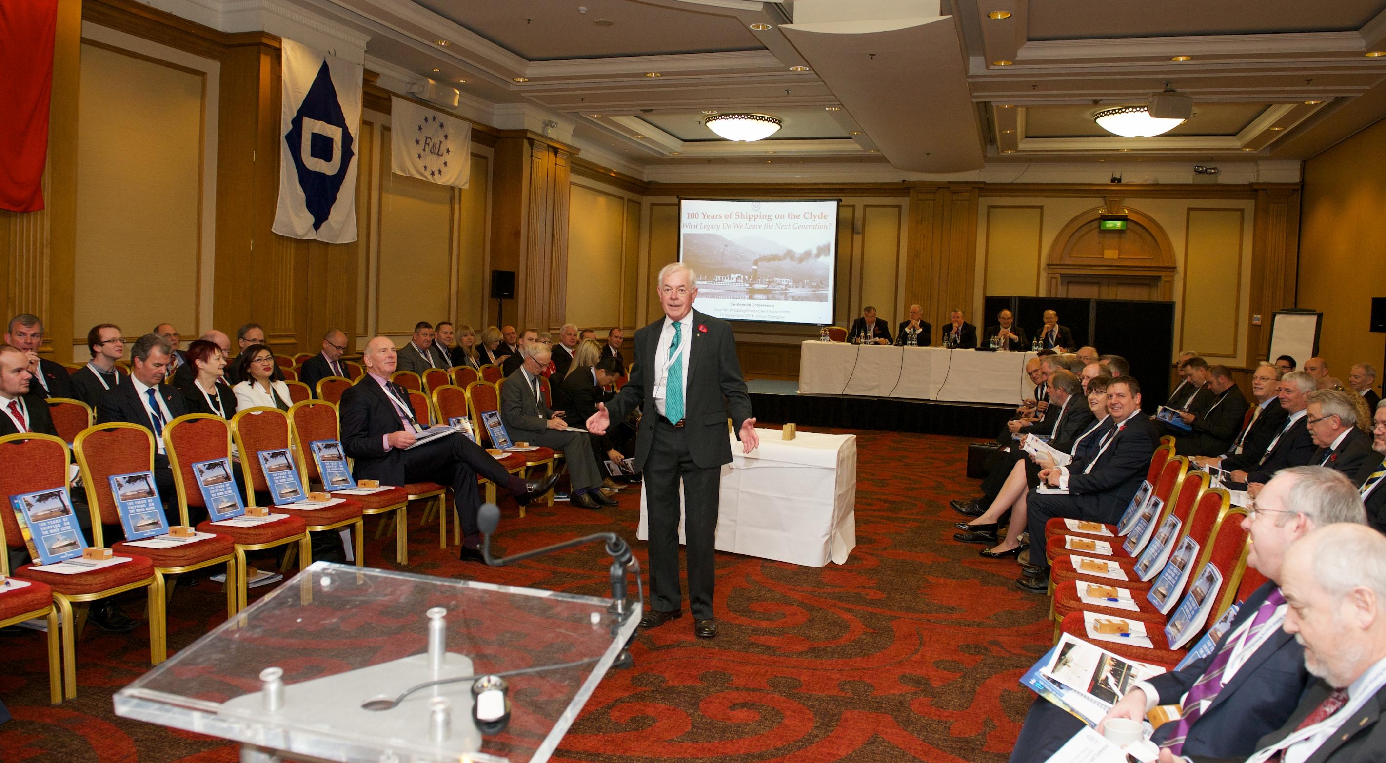 SSBA Conference 2014