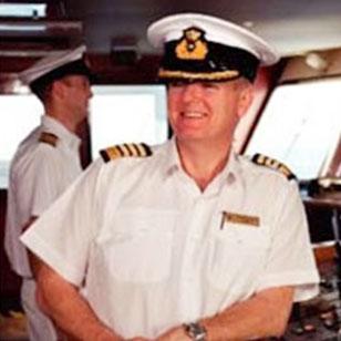 Captain Alistair McLundie