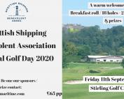 SSBA Annual Golf Day 2020