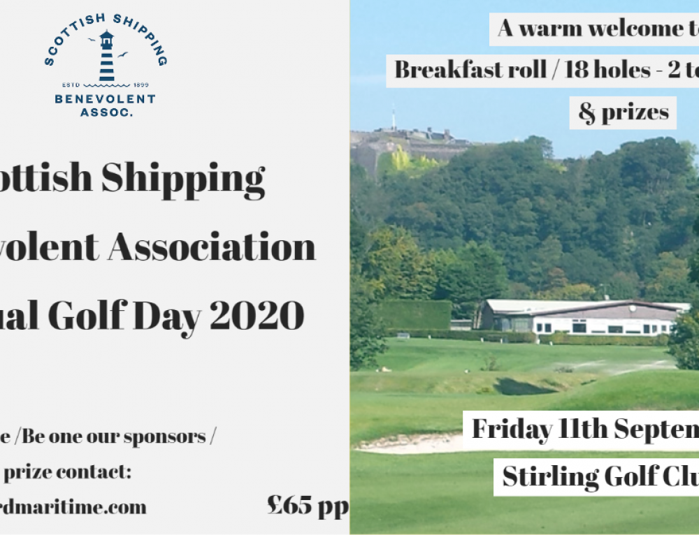 SSBA 2020 Annual Golf Day