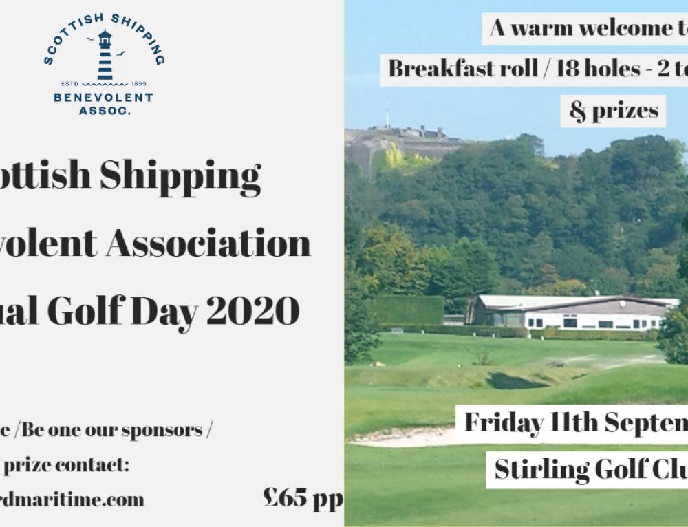 SSBA 2020 Annual Golf Day